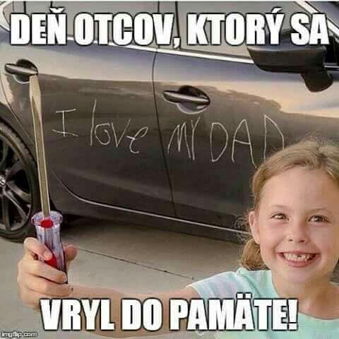 I ❤ my dad