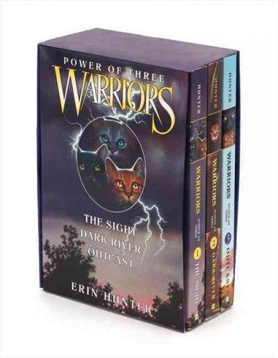 Warriors Power Of Three The Sight Dark River Outcast