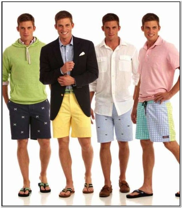 Preppy Fashion Trends And Models