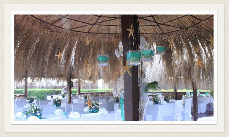 Matrimonio In Spiaggia Roma : Addobbo floreale in bianco azzurro per un matrimonio estivo in