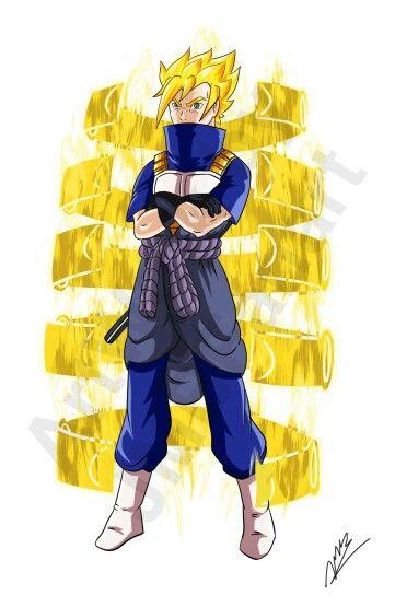 Naruto And Sasuke Fusion Fanfic Komik Terbaru