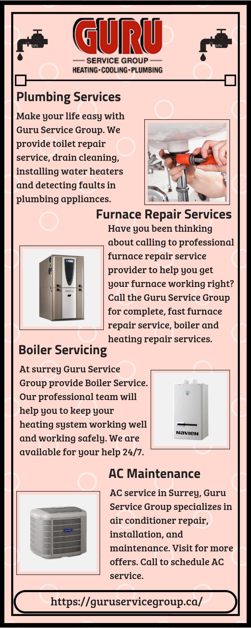 High Efficiency Air Conditioner Service & Repair Surrey