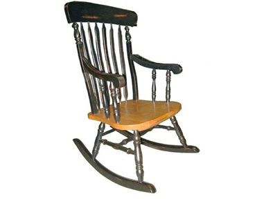 Shop for Tennessee Enterprises Arrowback Rocker, 5901, and other Living Room Chairs at The Furniture House of Carrollton in Carrollton, GA. Two-Tone Solid Hardwood.
