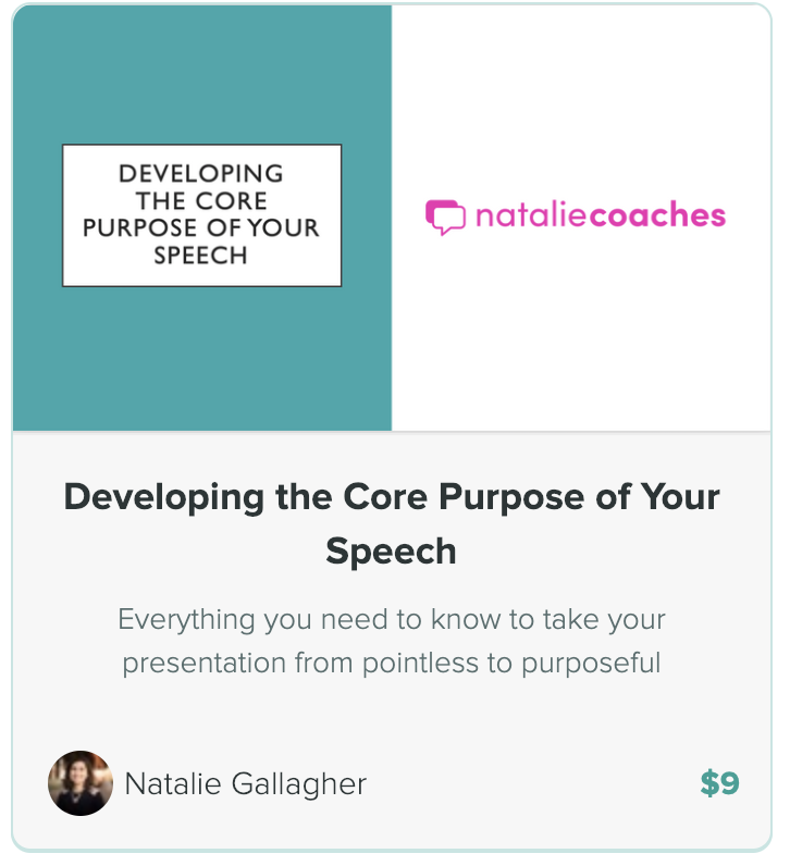 Learn how to write a speech with a powerful purpose ...