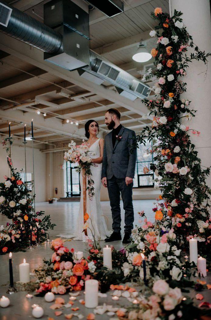 Wedding Music provided Wedding Bouquets at Wedding