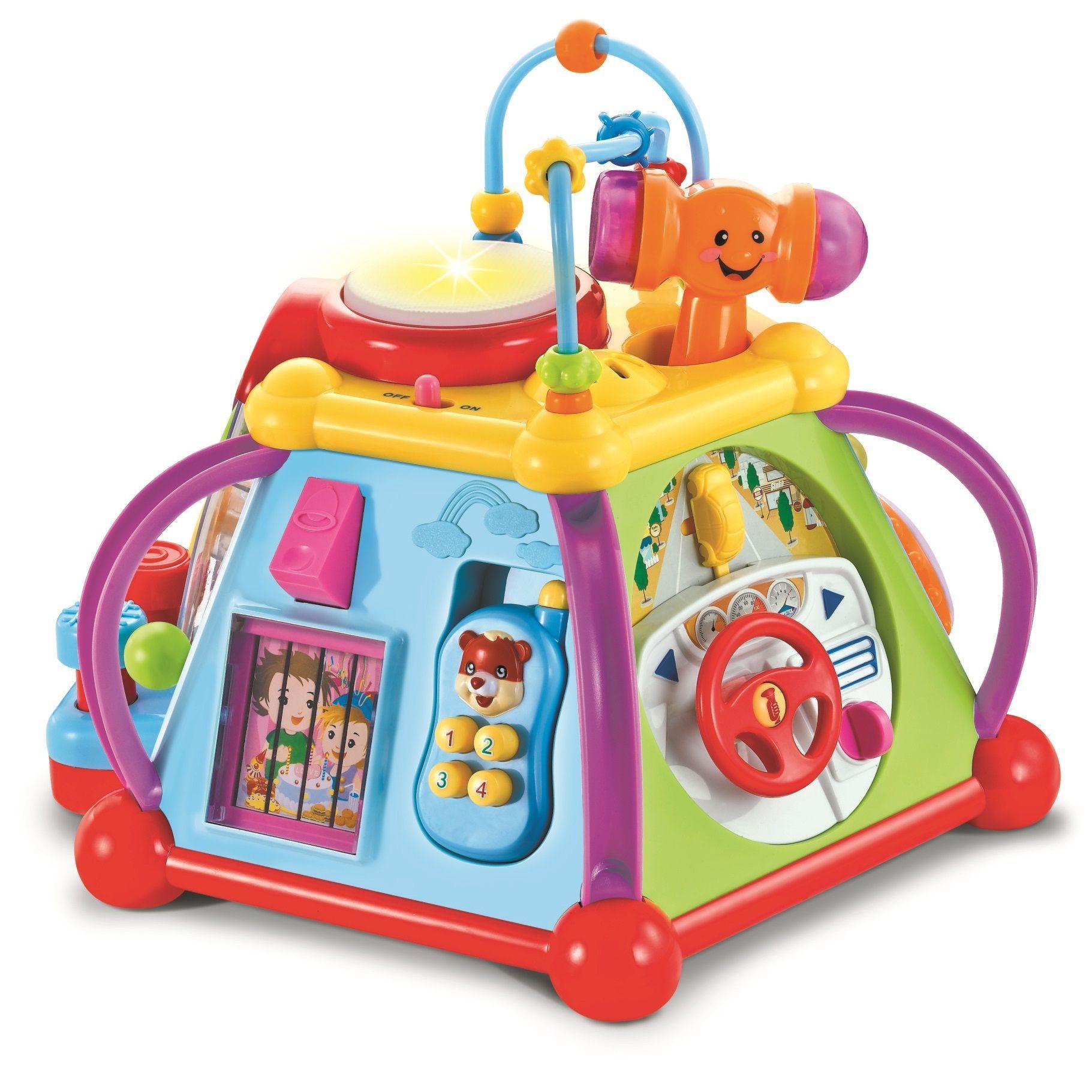 Интерактивна играчка за бебета Mappy Toys Всяка част от този