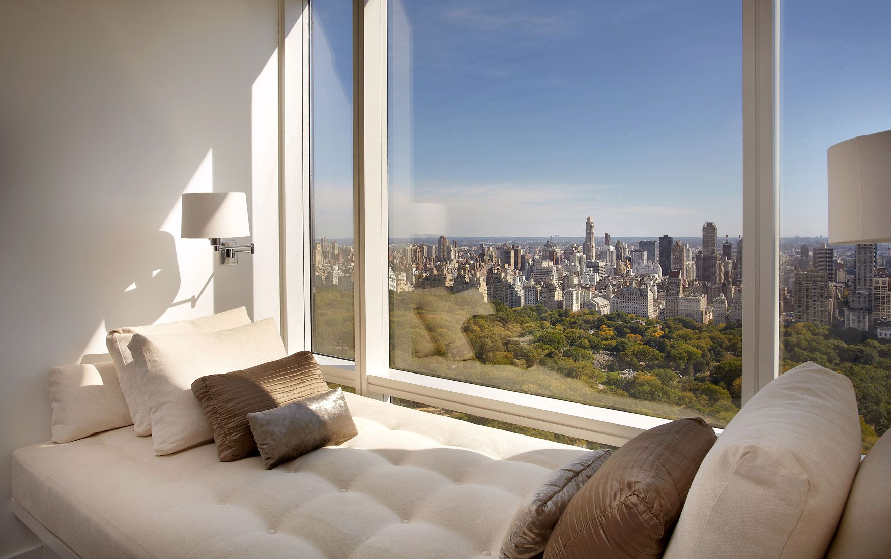 Window seating new york apartment pinterest window for Luxury apartments in new york city