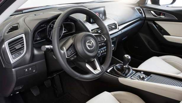 Great 2018 Mazda CX 3   Interior