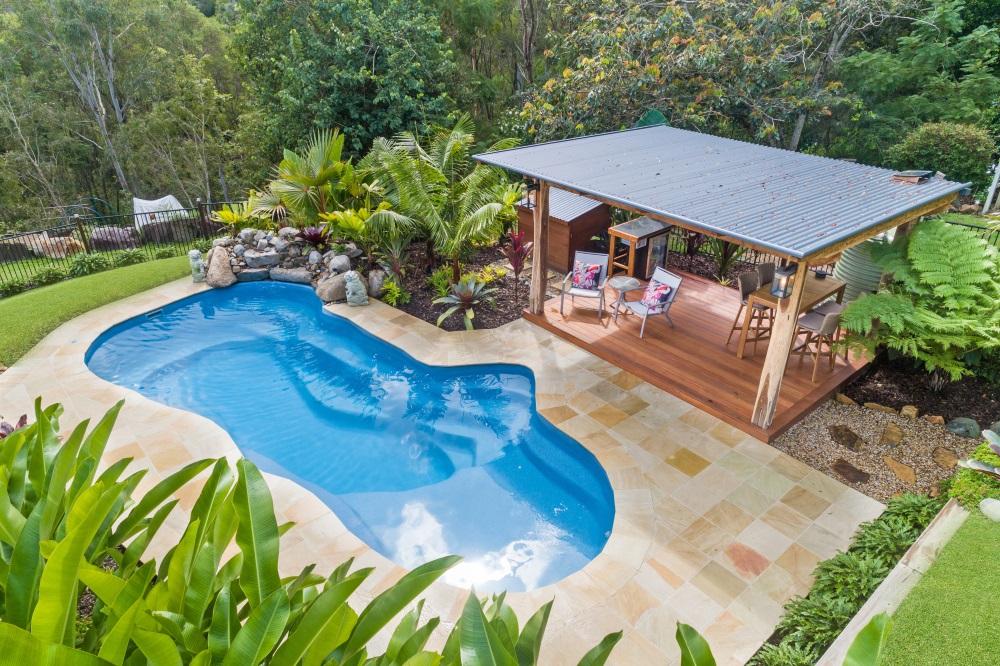 Project Rockpool 9 Blue Agate Sunshine Coast Moreton Bay Narellan Pools Free Pool Swimming Pools Pool