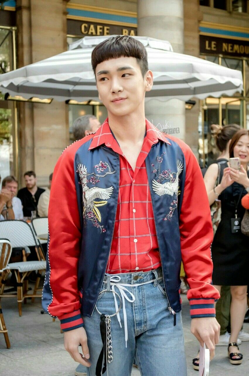 160623 Louis Vuitton Fashion Show in Paris #Key #SHINee