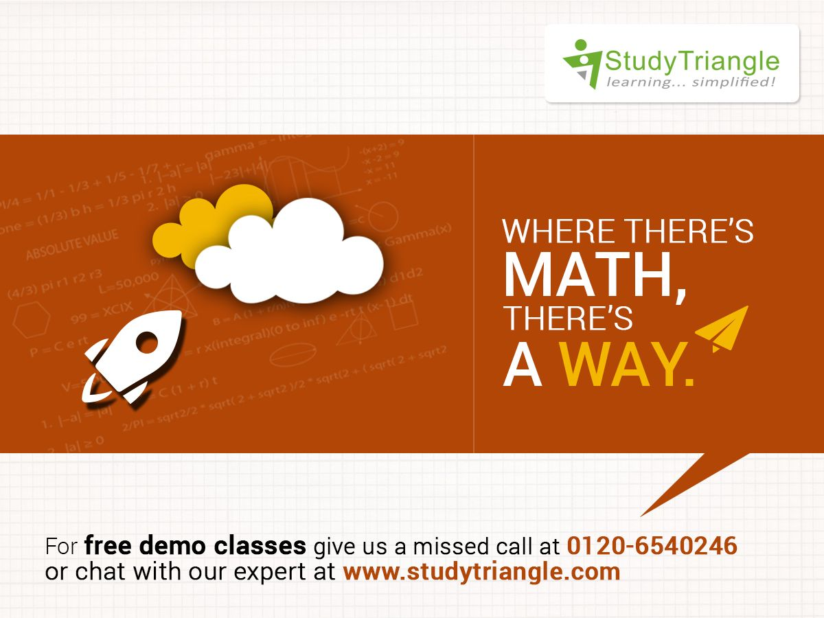 Pin by ShikshaTriangle on Free Online Classes on Maths | Pinterest ...