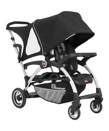 I will need this. Take a look at this Ergo Caboose Stroller by Joovy on #zulily today!
