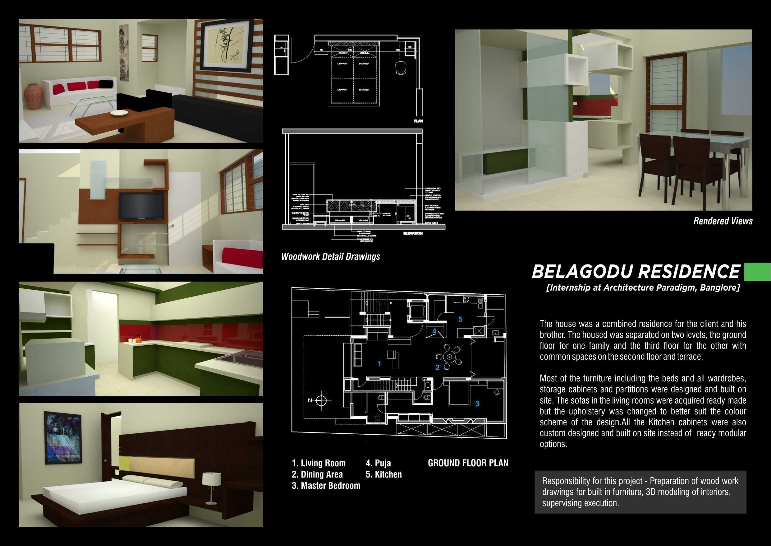 interior design internships new portfolio by indrajit satbhai at coroflot - Interior Design Portfolio Ideas