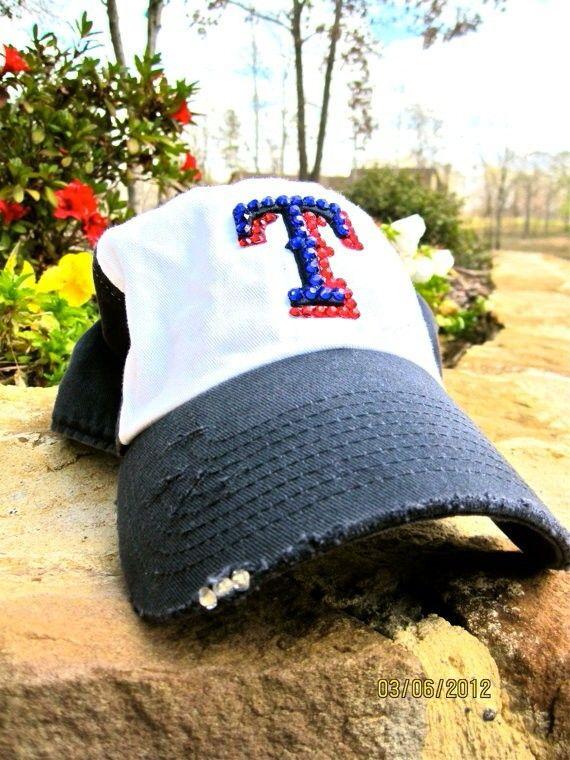 Baseball cap! #TexasRangers