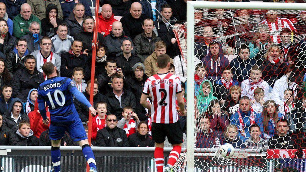 Sunday's Premier League football photos Wayne rooney