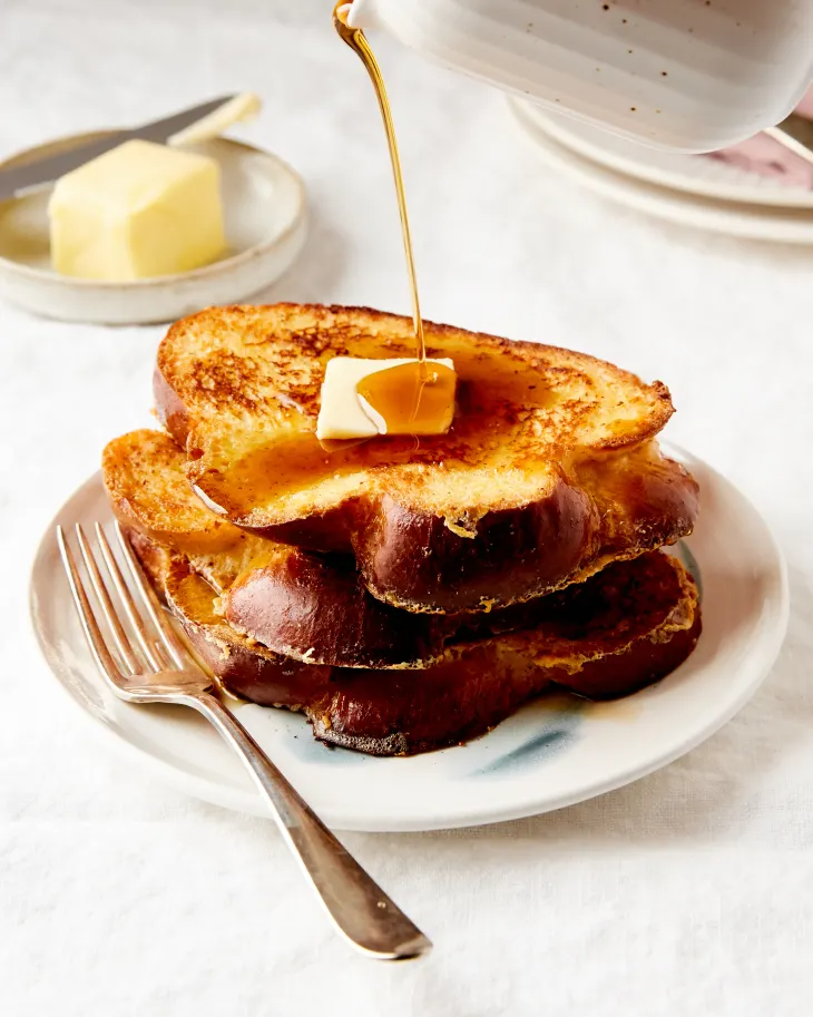 This Double Dipping Technique Is The Secret To The Best French Toast Of Your Life Recipe French Toast Recipe French Toast Best French Toast
