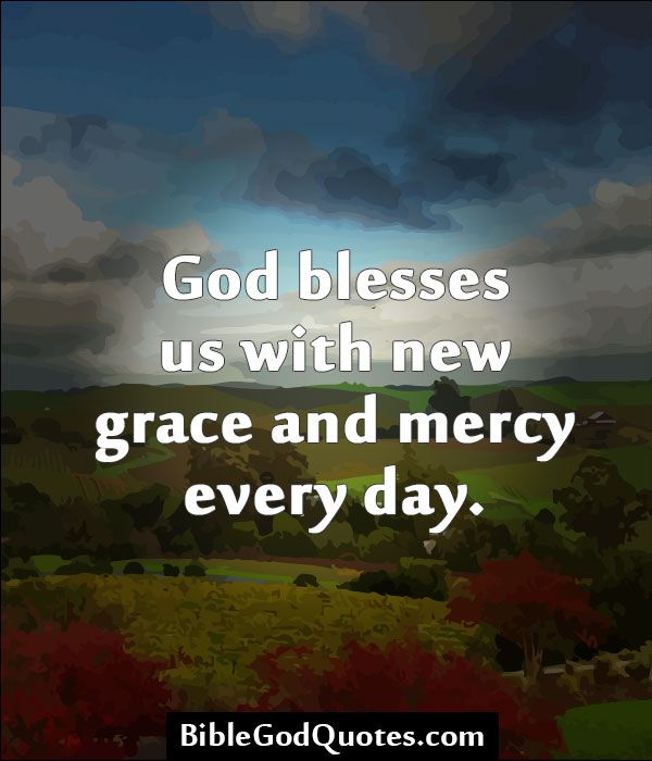 Gods Grace Quotes: More Bible And God Quotes: BibleGodQuotes.com