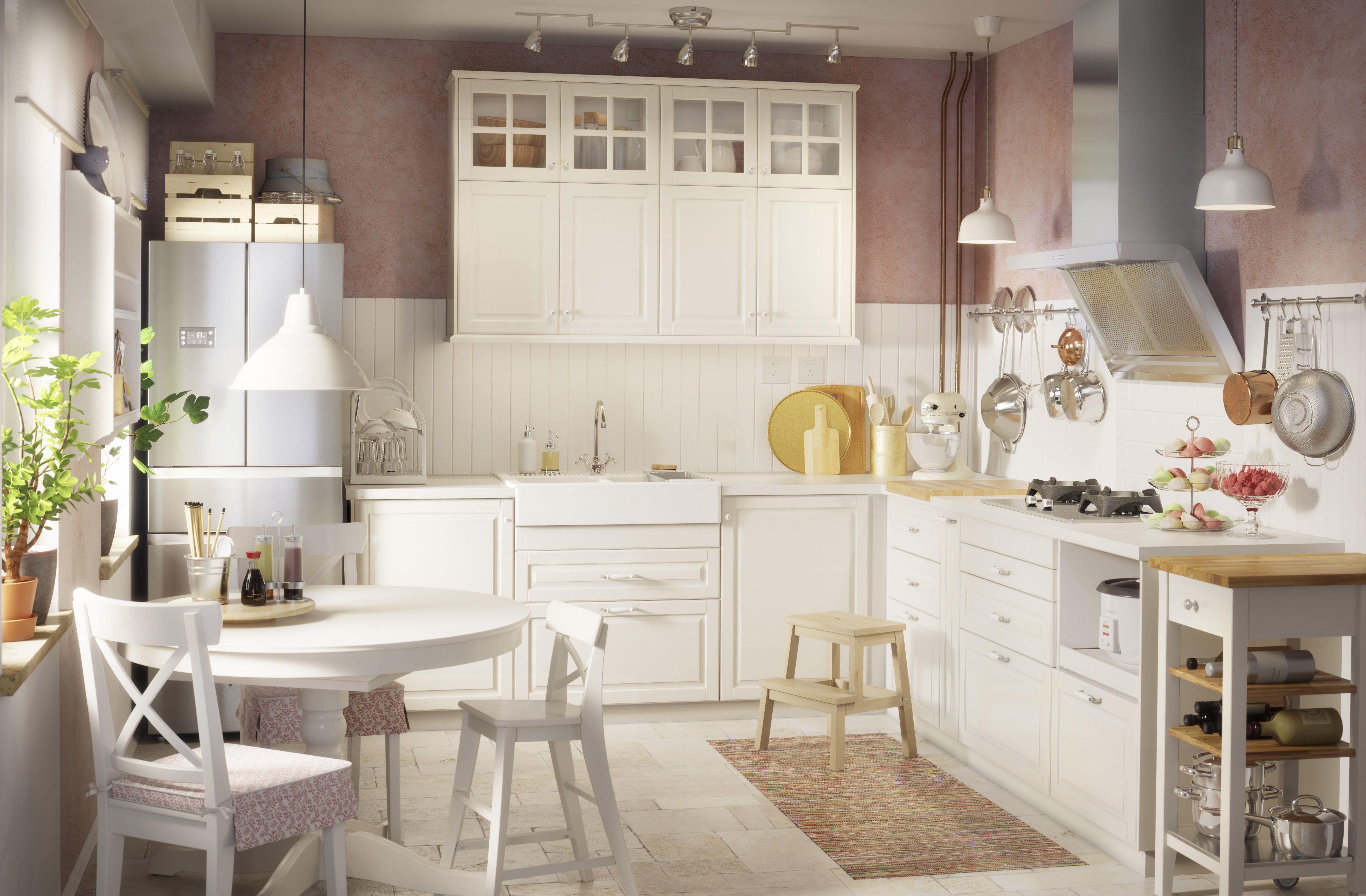 Metod Keuken Ikea : Bodbyn deur ecru kitchen & dining kitchen ikea kitchen ikea