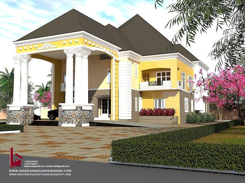 Best 5 Bedroom Executive Duplex Rf Ed5001 Duplex House 640 x 480