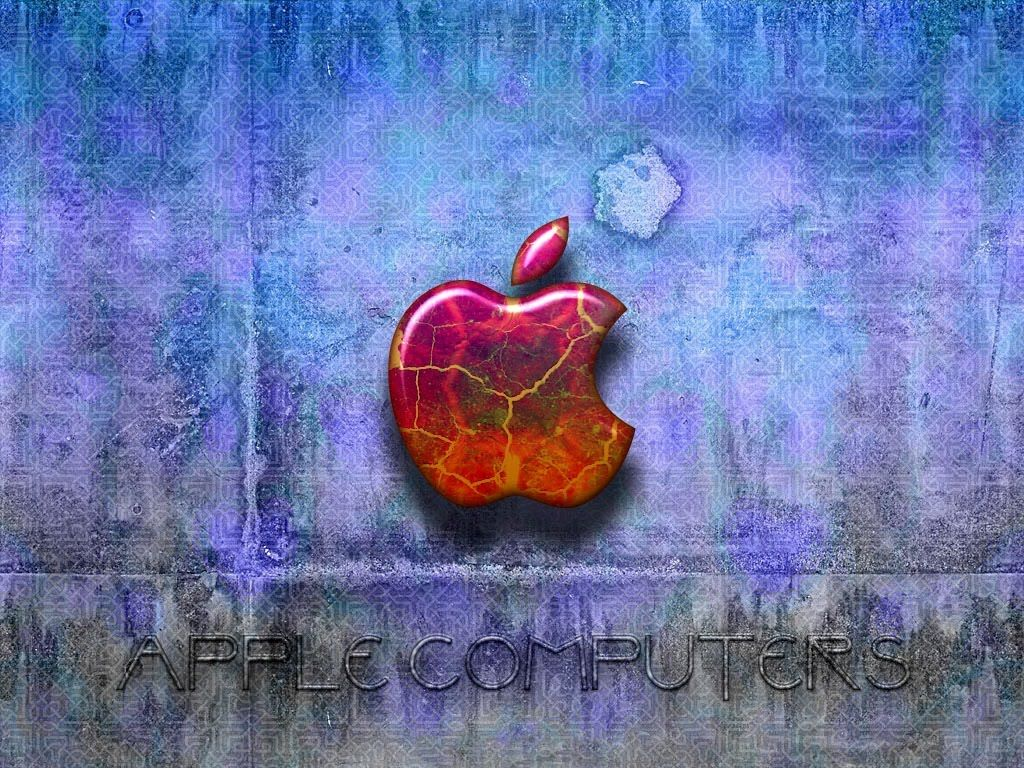 amazing apple logo wallpaper - bing images | cool mac wallpaper