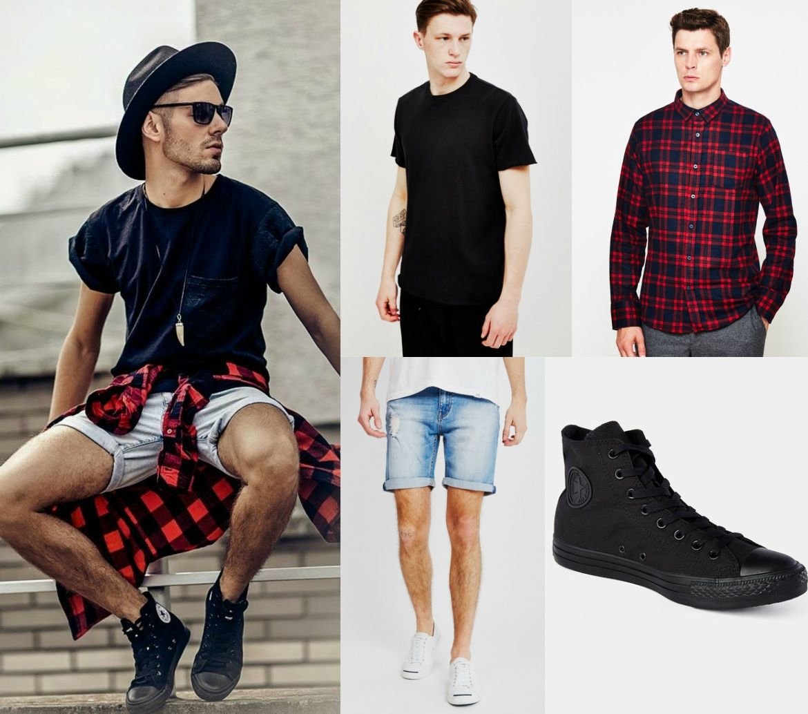 How to Wear Black Converse Shoes Search for Black Converse