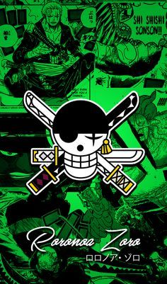 One Piece Wallpapers Mobile : New World , Zoro by Fadil089665 on DeviantArt