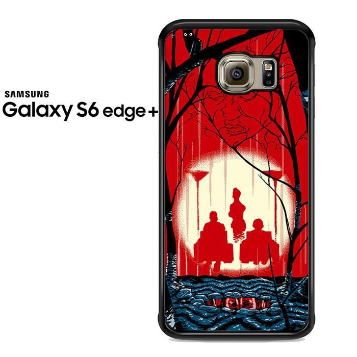 Twin Peaks Poster Samsung Galaxy S6 Edge Plus Case