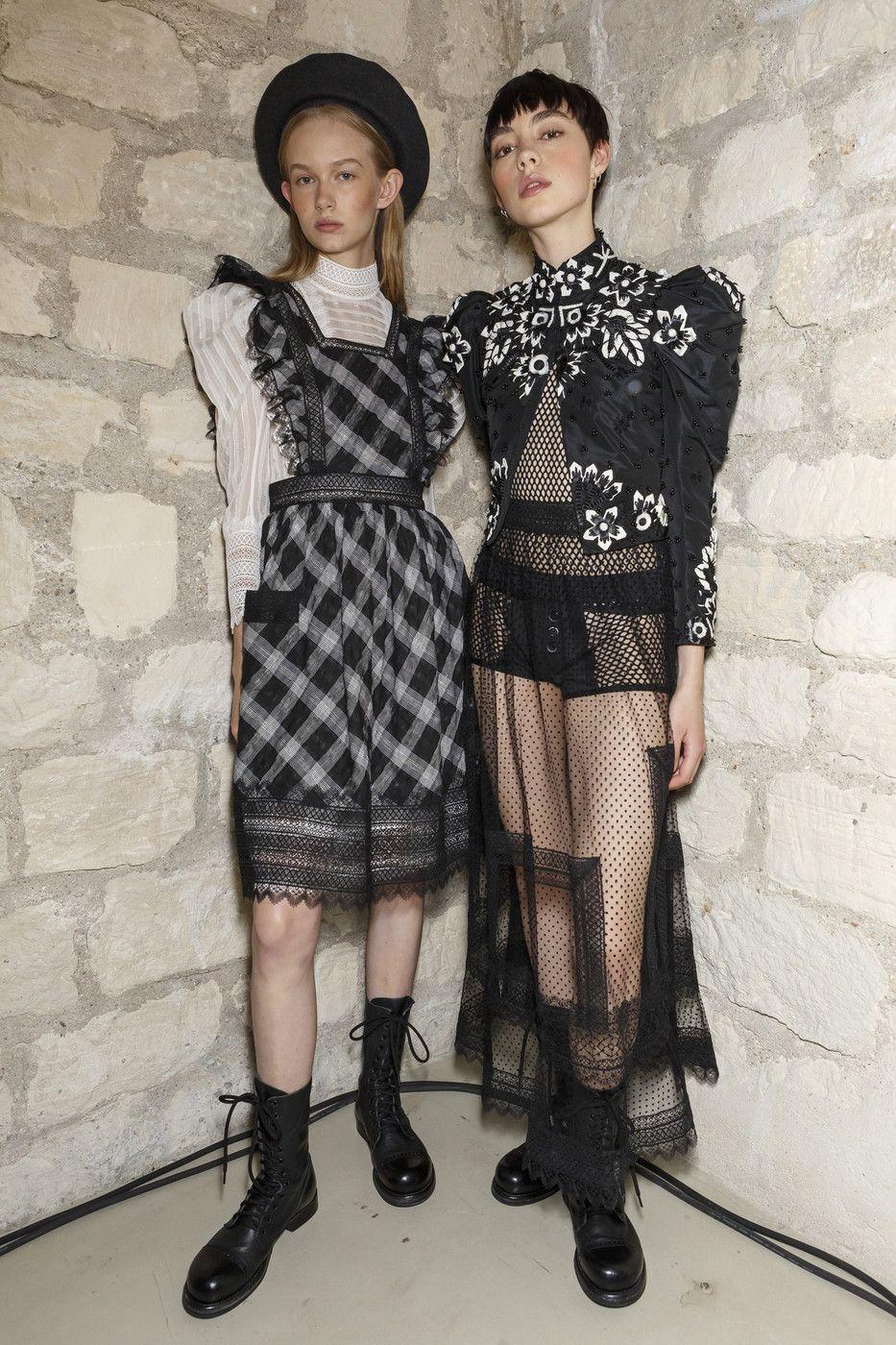 John Galliano at Paris Fashion Week Spring 2019