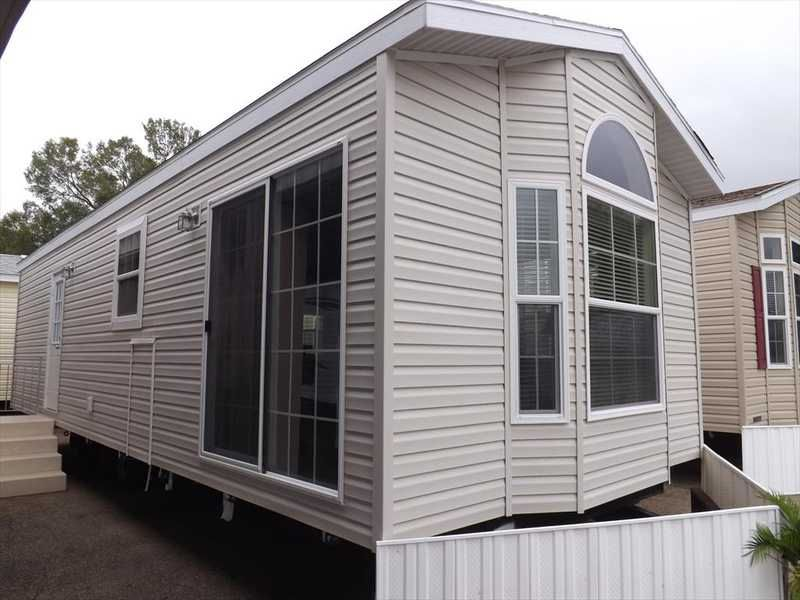 Park model rv homes for sale in florida