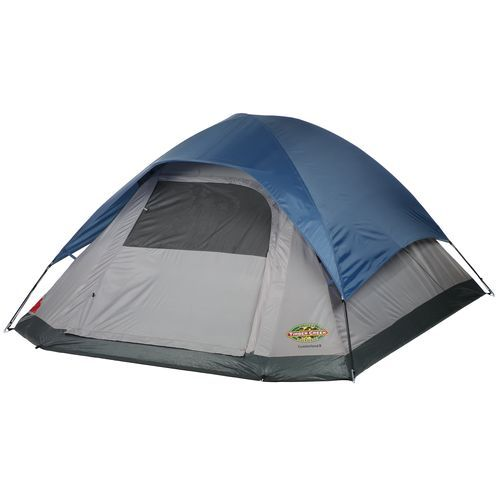 The Timber Creek Tellico II Dome Tent sleeps up to 2 people and has mesh paneling  sc 1 st  Pinterest & The Timber Creek Tellico II Dome Tent sleeps up to 2 people and ...