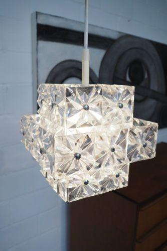 60er Prisma Hangelampe Pendelleuchte Lampe Kinkeldey Stil Lampen Und Leuchten Pendelleuchte Design Lampen