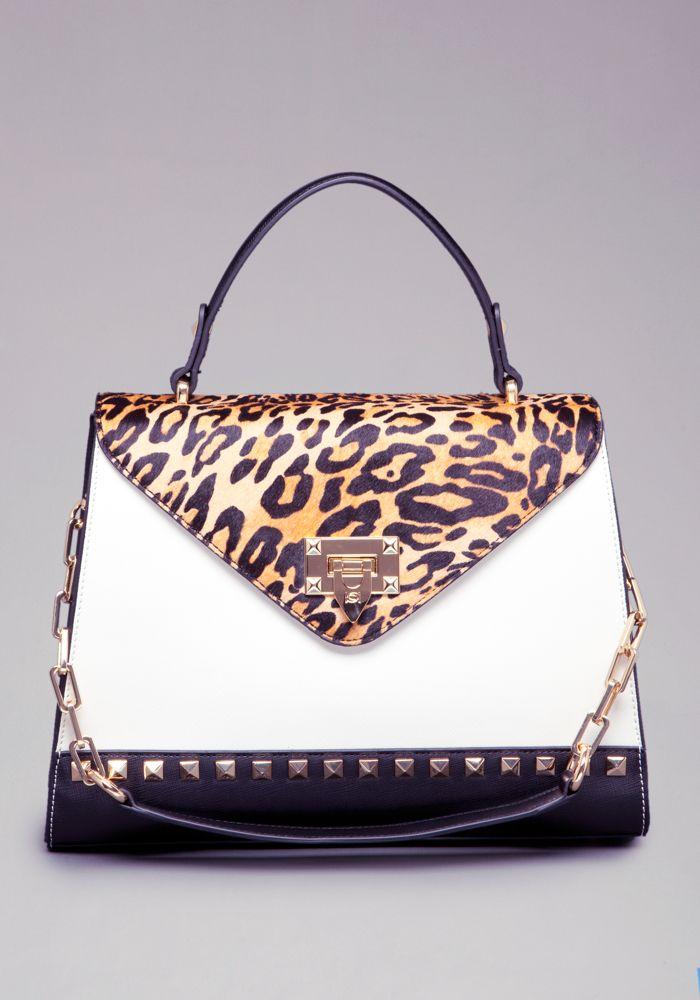Stalking Leopard Weekender Bag