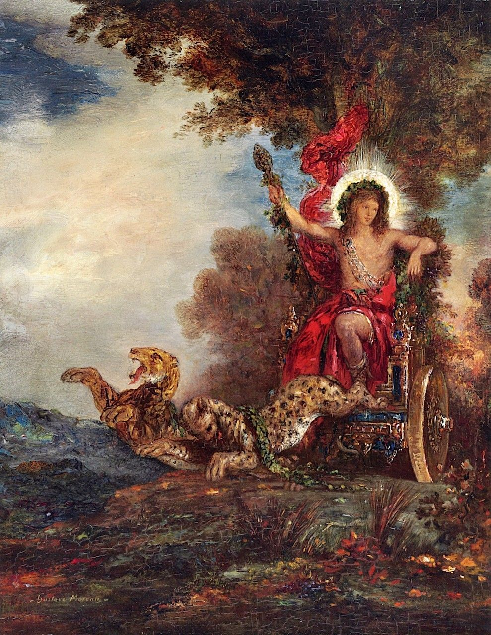 Pin By Sally On Dionysus In 2020 Art Bacchus Greek Gods And Goddesses