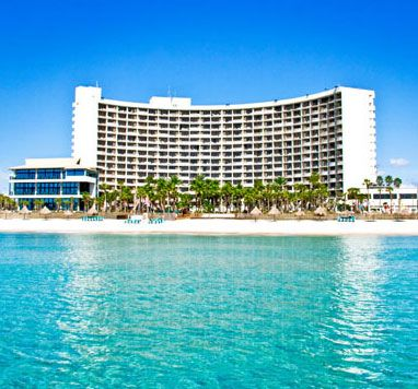 Holiday Inn Sunspree Resort Pcb I Ve Been Here At Least 15 Times And Love It Can T Panama City Beach Hotels Panama City Panama Panama City Beach