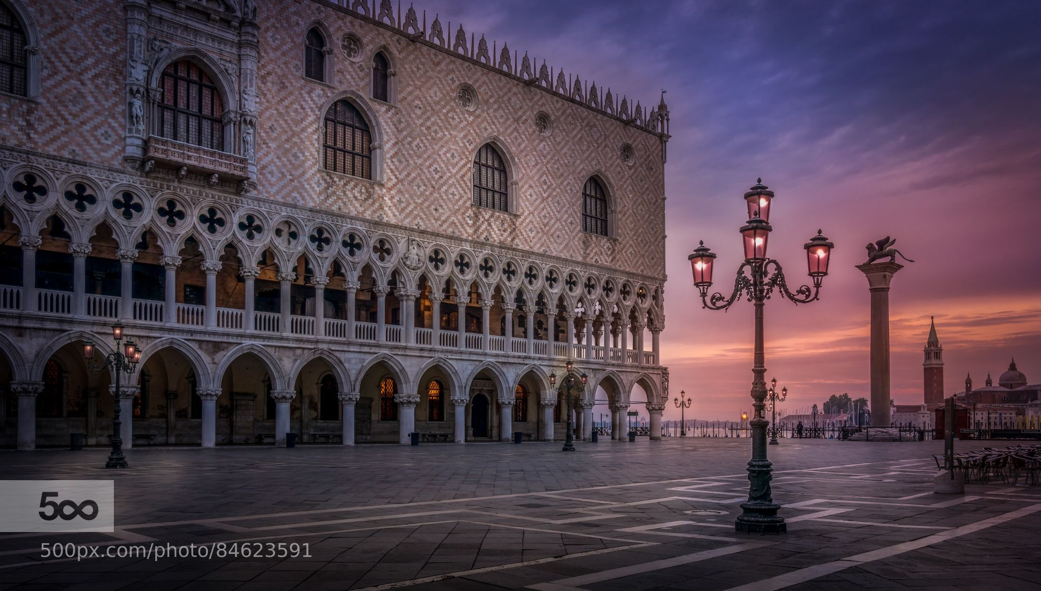 Piazza San Marco, Venice by Patrick Asselin on 500px