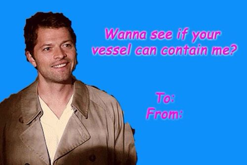Have A Supernatural Valentines Day!