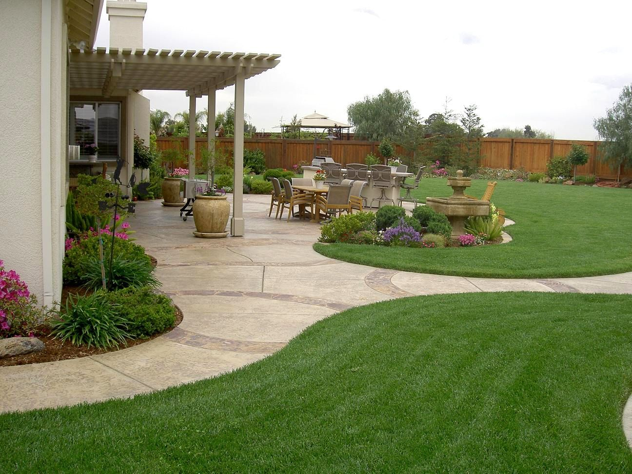 landscaping ideas for backyard for dogs backyard landscaping ideas