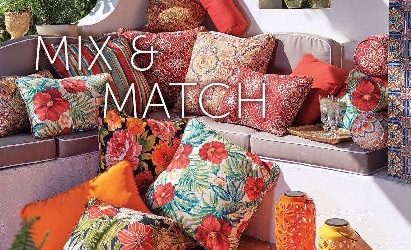 Outdoor Cushions Use This Easy Guide To Add Style To Your Patio