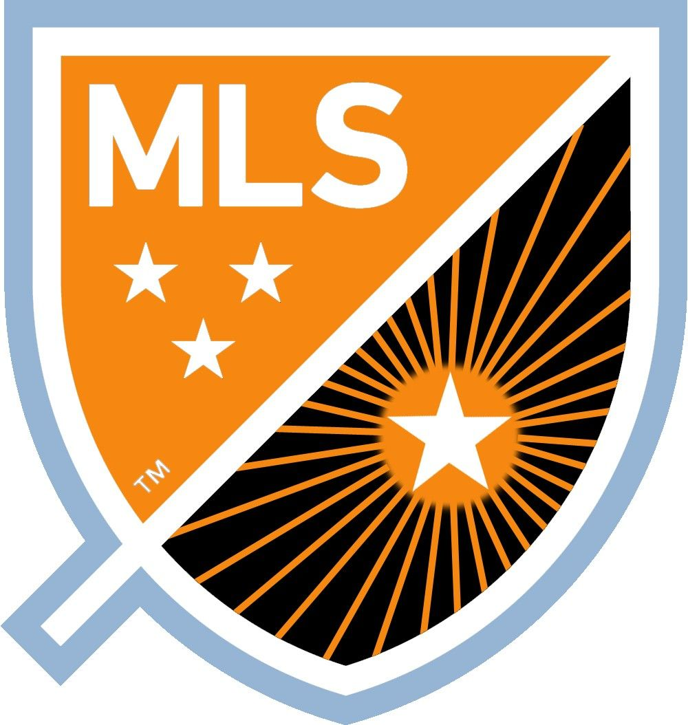 reddit users figure out ways to utilize empty space in new mls logo mls teams logos soccer logo utilize empty space in new mls logo