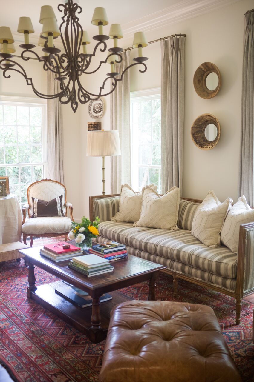 House Tour Maggie Griffin S Classic Family Cottage With Images