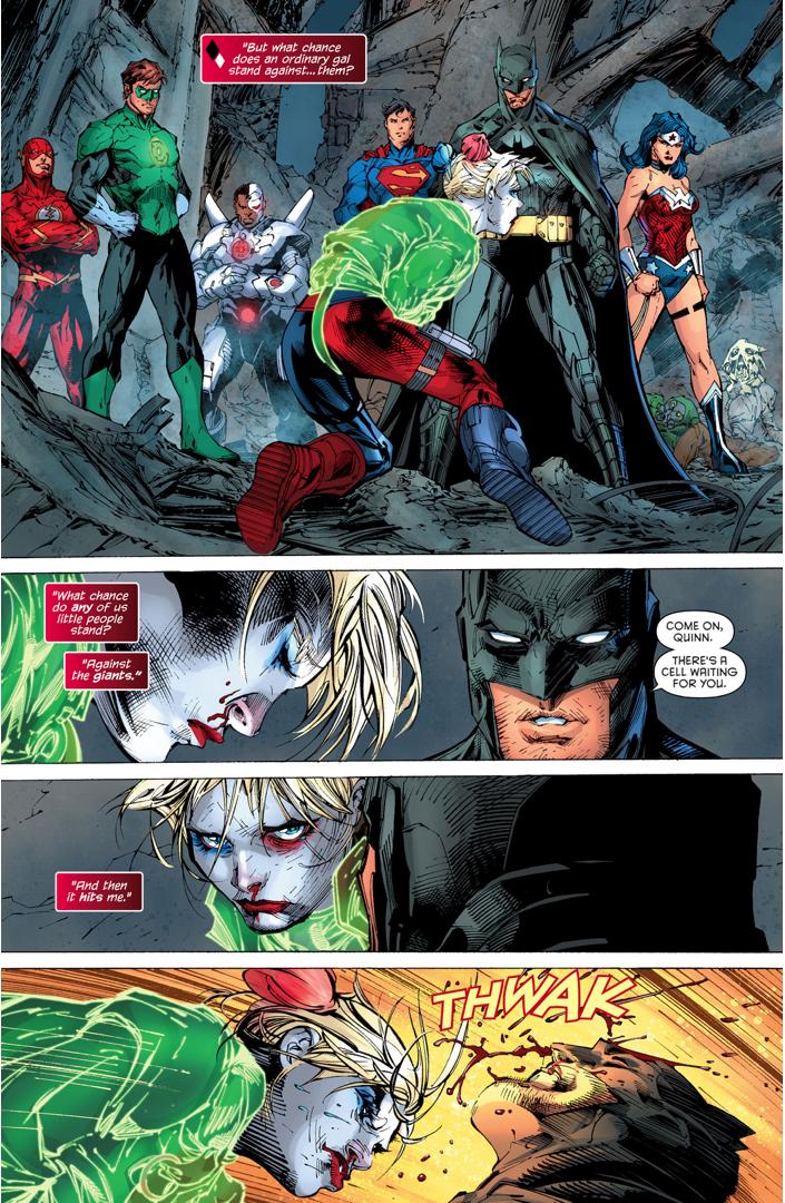 Harley Quinn Vs The Justice League April Fools Special 2