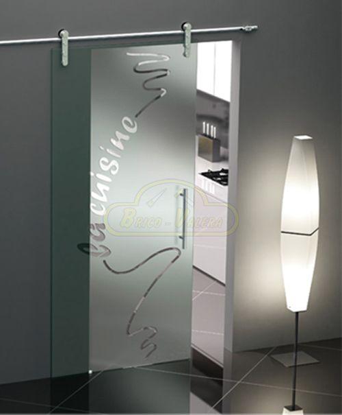 Puertas de cristal vidrio correderas adhesivos para ventanas puerta corredera cristal - Puerta corredera bano ...