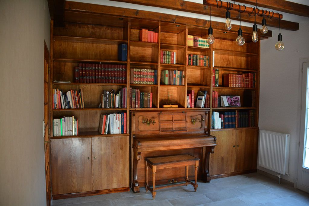 epingle sur bibliotheques