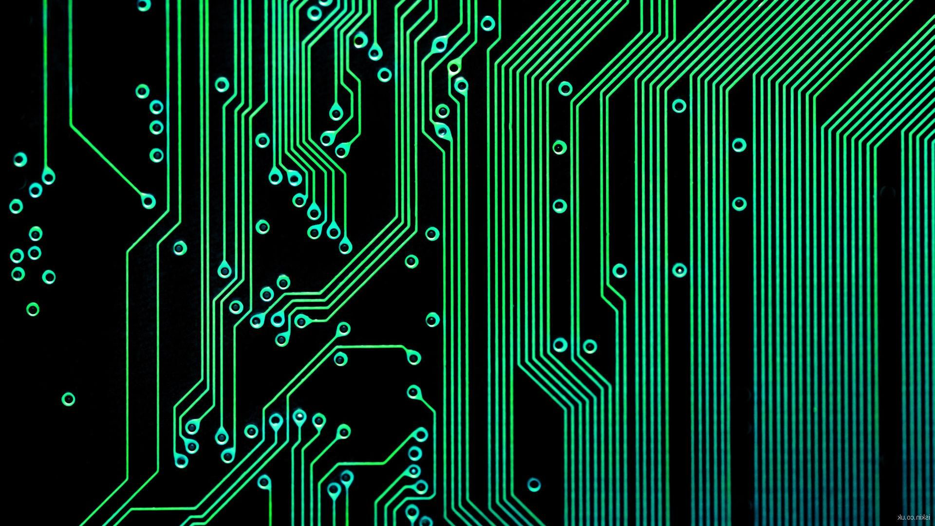 hight resolution of electronic circuit wallpaper