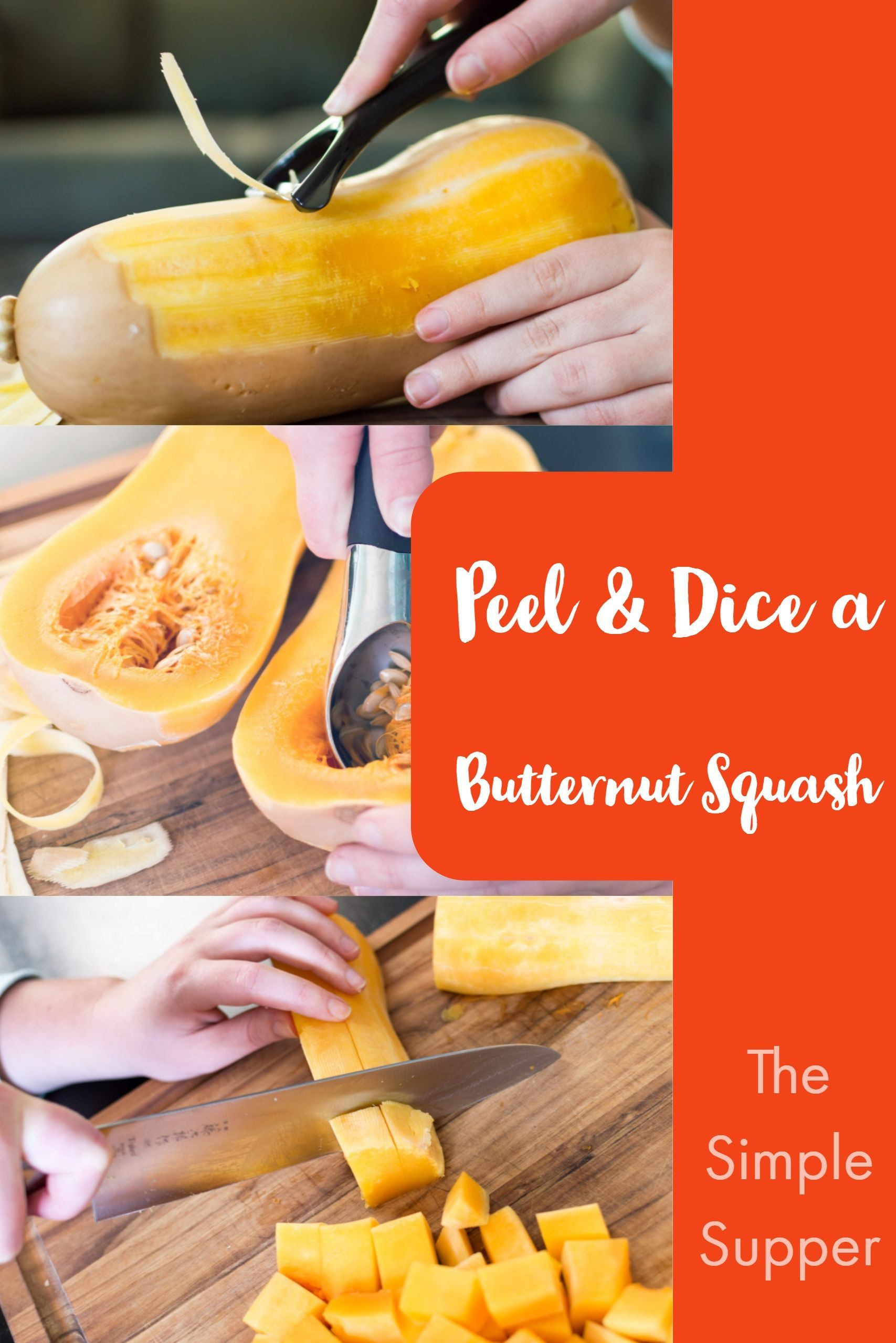 Cooking butternut squash great food with easy prep