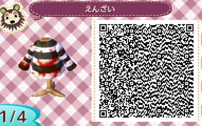 Animal Crossing New Leaf Qr Code Flag Cat