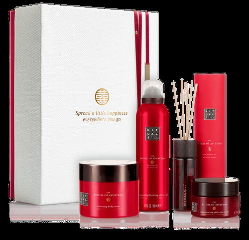 The Ritual Of Ayurveda Rebalancing Collection 2019 For Us Ayurveda Mini Fragrance Perfume
