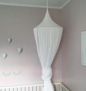 Photo of Kids Bed Curtain Bedding Dome Hanging Bed Canopy Circular Bed Valance –  Kids Be…
