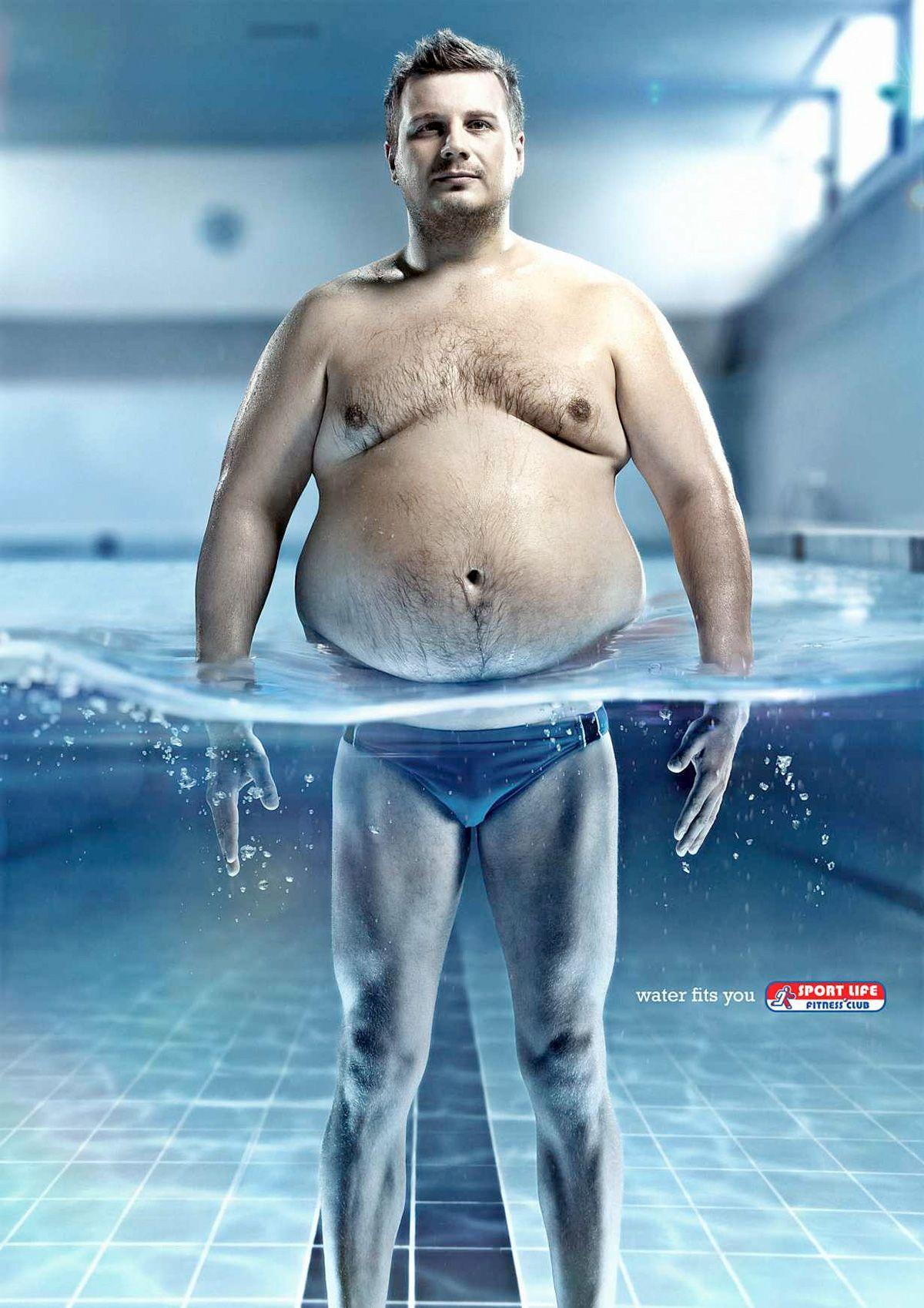 campagna pubblicitaria per perdere peso