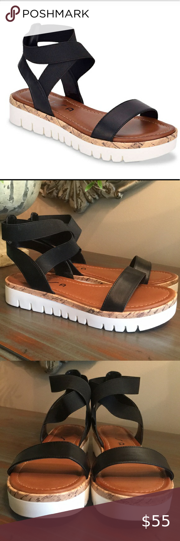 Unisa Brizza Sandal New In 2020 Sandals Clothes Design Black And Brown